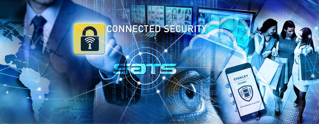 Connected Security Banner